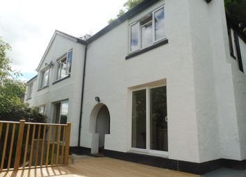 Thumbnail 3 bedroom semi-detached house for sale in Coombe Lane, Torquay