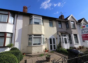 Thumbnail Terraced house for sale in Wembley Road, Canton, Cardiff