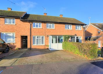 Thumbnail 3 bed terraced house for sale in Chalkdell Fields, St.Albans