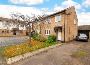 Thumbnail 3 bed semi-detached house for sale in Dove House Close, Godmanchester, Huntingdon