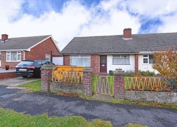 Thumbnail 2 bed semi-detached bungalow for sale in Glendale Road, Tadley