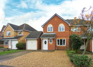 Thumbnail 3 bed semi-detached house to rent in Greendale, Stukeley Meadows, Huntingdon