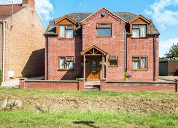 Thumbnail 4 bed detached house for sale in Wootton Road, King's Lynn, Norfolk