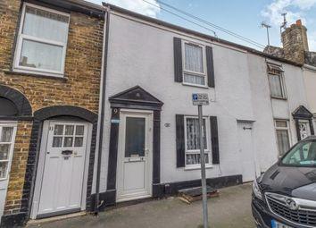 Thumbnail 3 bedroom terraced house for sale in Fox Street, Gillingham, Kent, .