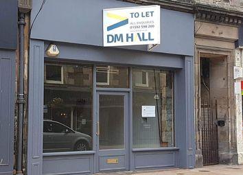 Thumbnail Retail premises to let in 71 High Street, Kirkcaldy