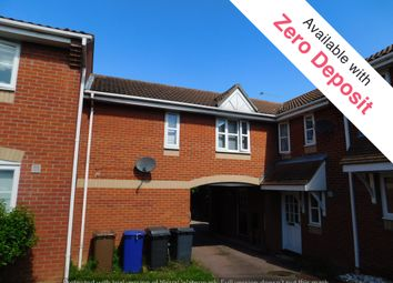 Thumbnail 1 bedroom flat to rent in Haselmere Close, Bury St. Edmunds