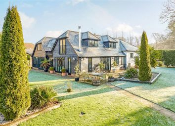 Thumbnail 5 bed property for sale in Turners Hill Road, Worth, West Sussex
