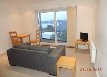 Thumbnail 1 bed flat to rent in 5 Fermoy House, Charles St, Milford Haven