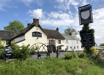 Thumbnail Pub/bar for sale in Clarkes Lane, Merton, Okehampton