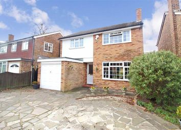 Thumbnail 4 bed detached house for sale in Wickham Road, Beckenham
