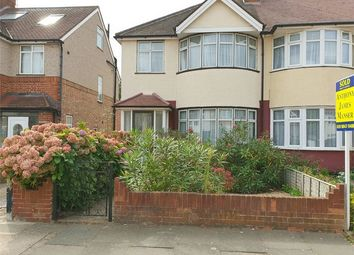 Thumbnail 3 bed semi-detached house to rent in Sussex Avenue, Isleworth, Greater London