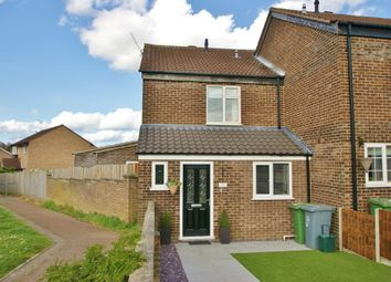 Thumbnail 4 bedroom end terrace house for sale in Chestnut Avenue, Spixworth, Norwich