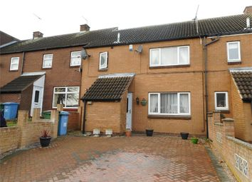 Thumbnail 3 bed terraced house for sale in Carnoustie, Worksop, Nottinghamshire