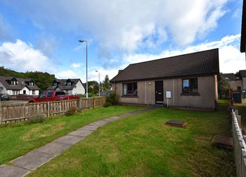 Thumbnail 2 bed detached bungalow for sale in Stalcair Crescent, Oban