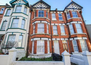 Thumbnail 2 bed flat for sale in Wellington Road, Hastings, East Sussex.