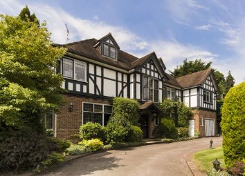 Thumbnail 7 bed detached house for sale in Uphill Road, London