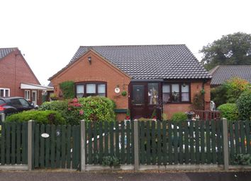 Thumbnail 3 bed detached bungalow for sale in Amis Close, Trunch, North Walsham