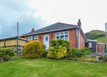 Thumbnail 3 bed detached bungalow to rent in Llanfaredd, Builth Wells