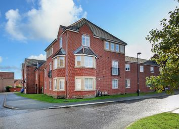 Thumbnail 1 bed flat for sale in Cloverfield, West Allotment, Newcastle Upon Tyne, Tyne And Wear