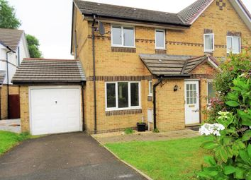 Thumbnail 3 bed property to rent in Jopes Close, St Cleer, Liskeard