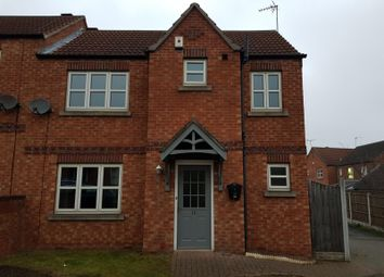Thumbnail 3 bed semi-detached house for sale in St Laurence Court, Adwick-Le-Street, Doncaster