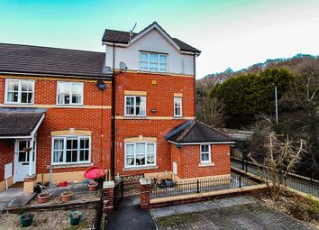 Thumbnail 3 bed terraced house for sale in Clos Afon Llwyd, Pontypool