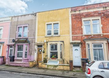 Thumbnail 3 bed terraced house for sale in Pylle Hill Crescent, Totterdown, Bristol
