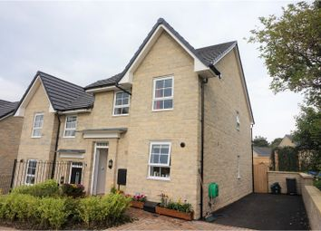 Thumbnail 4 bed semi-detached house for sale in Macdonald Way, Lancaster
