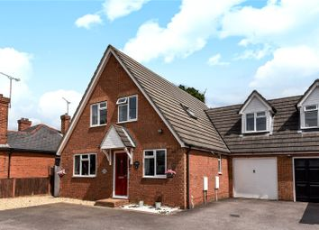 Thumbnail 3 bed link-detached house for sale in Branksome Hill Road, College Town, Sandhurst, Berkshire