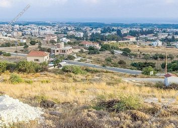 Thumbnail Land for sale in Geroskipou, Paphos, Cyprus