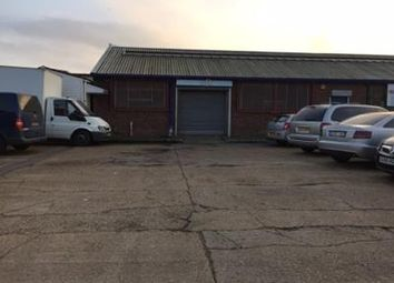 Thumbnail Light industrial to let in Unit 7B, Barking Business Centre, Thames Road, Barking, Essex