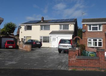 Thumbnail 5 bed detached house to rent in Mountfield Avenue, Sandiacre, Nottingham
