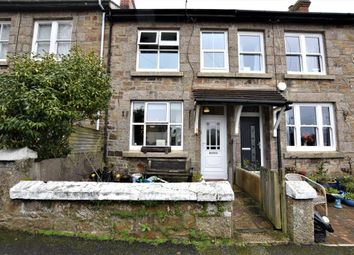 Thumbnail 3 bed terraced house for sale in Trevarrack Row, Gulval, Penzance, Cornwall