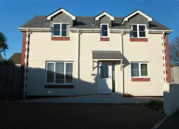 Thumbnail 3 bed detached house to rent in Menear Road, St Austell, Cornwall