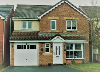 Thumbnail 4 bed property for sale in Pulman Close, Redditch