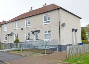 Thumbnail 2 bed flat for sale in Beechwood Road, Mauchline
