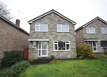 Thumbnail 4 bed detached house for sale in Cleeve Lodge Close, Bristol