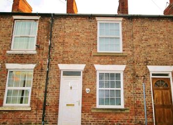 Thumbnail 1 bed terraced house for sale in St. Marks Square, New Lane, Selby