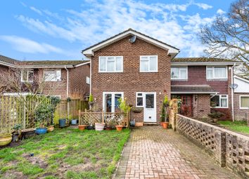 Thumbnail 4 bed semi-detached house for sale in Otter Close, Fair Oak, Eastleigh