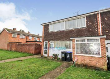 Clonmel Way, Burnham, Slough SL1. 3 bed end terrace house for sale