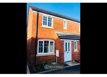 Thumbnail 3 bed semi-detached house to rent in Burnet Close, Crewe