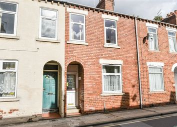 Thumbnail 3 bedroom terraced house for sale in Salisbury Terrace, York