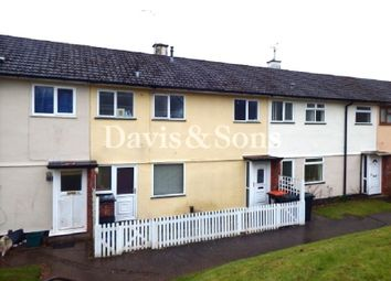 Thumbnail 3 bed terraced house for sale in Brynglas Drive, Newport, Gwent.