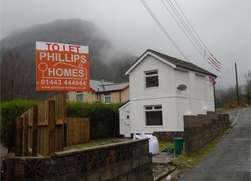Thumbnail 2 bed cottage to rent in St Albans Cottages, Treherbert, Rhondda Cynon Taff.