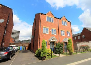 Thumbnail 4 bedroom semi-detached house for sale in Lawson Street, Blackley, Manchester