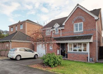 Thumbnail 4 bed detached house for sale in Tulip Way, Leek