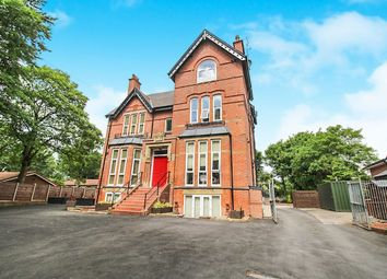 Thumbnail 2 bed flat to rent in Cavendish Road, Eccles, Manchester