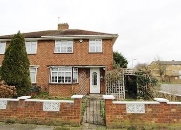 Bournmead Way, Northolt, Middlesex UB5. 3 bed semi-detached house for sale