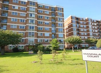 Thumbnail 2 bed flat to rent in Mandalay Court, London Road, Brighton