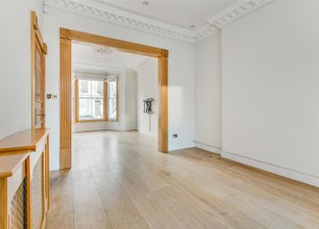 Thumbnail 5 bed town house to rent in Abingdon Villas, Kensington, London